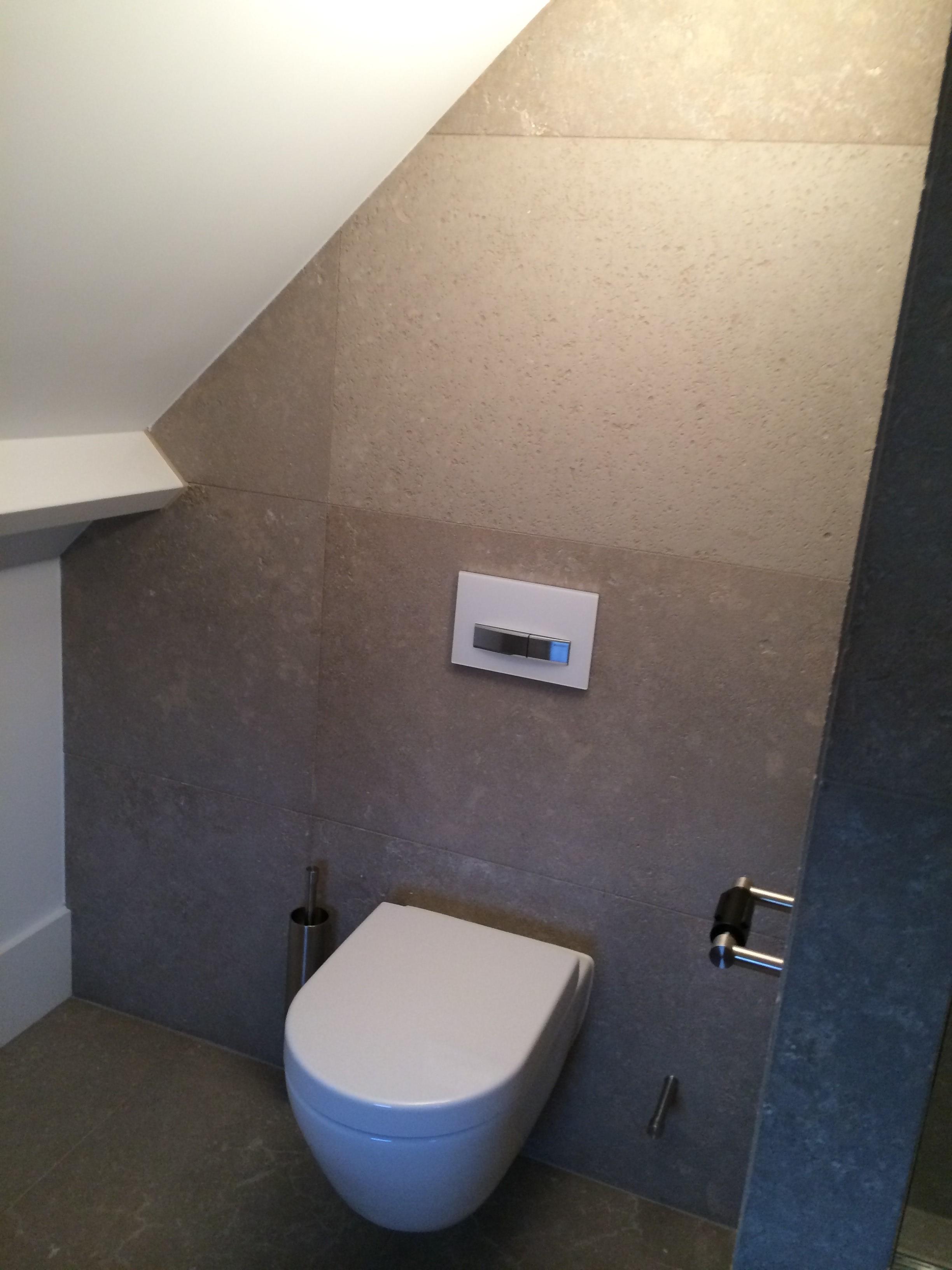 Uden badkamer en toilet